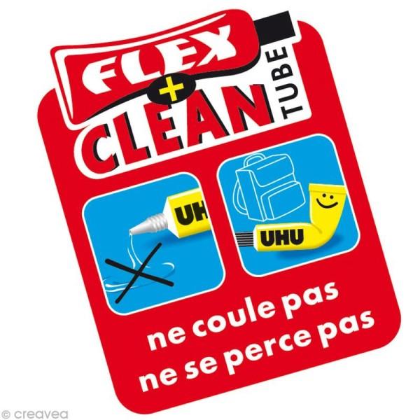 Colle UHU Flex + clean 20 gr - Photo n°2