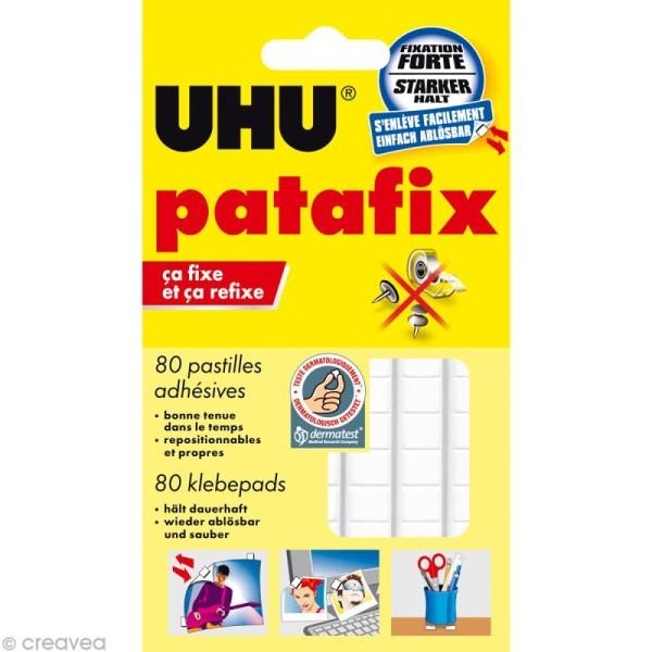 Patafix blanche x 80 - Photo n°1