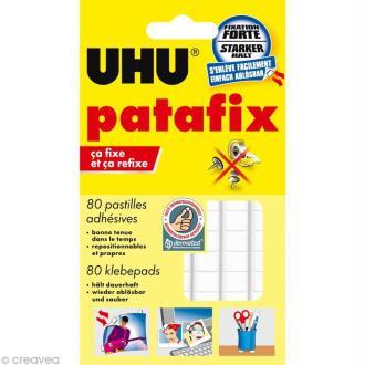 Patafix blanche x 80