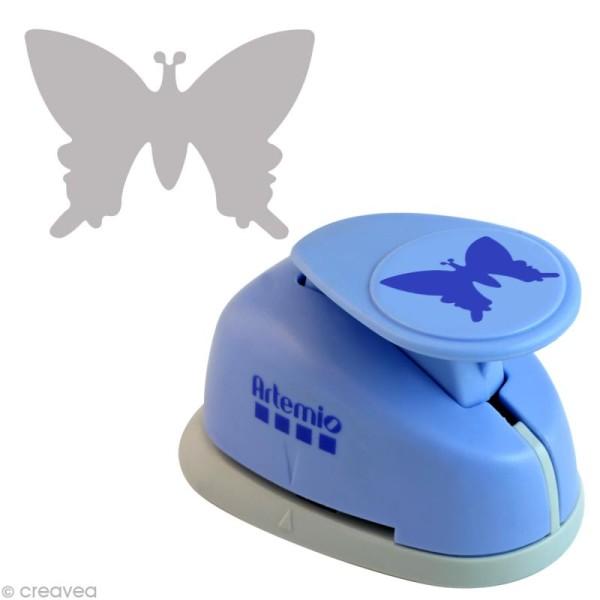 Perforatrice géante papillon - 3.5 cm x 5 cm environ - Photo n°1