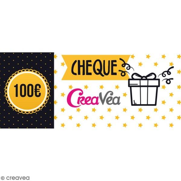 Chèque cadeau 100 euros - Photo n°1