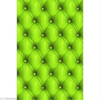 Décopatch Vert 618 - 1 feuille