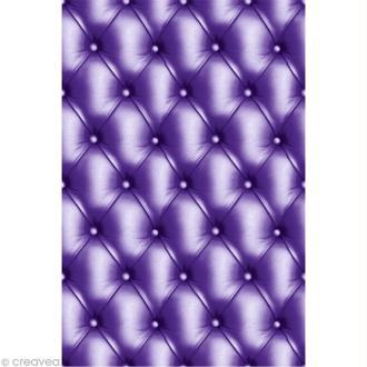 Décopatch Violet 623 - 1 feuille