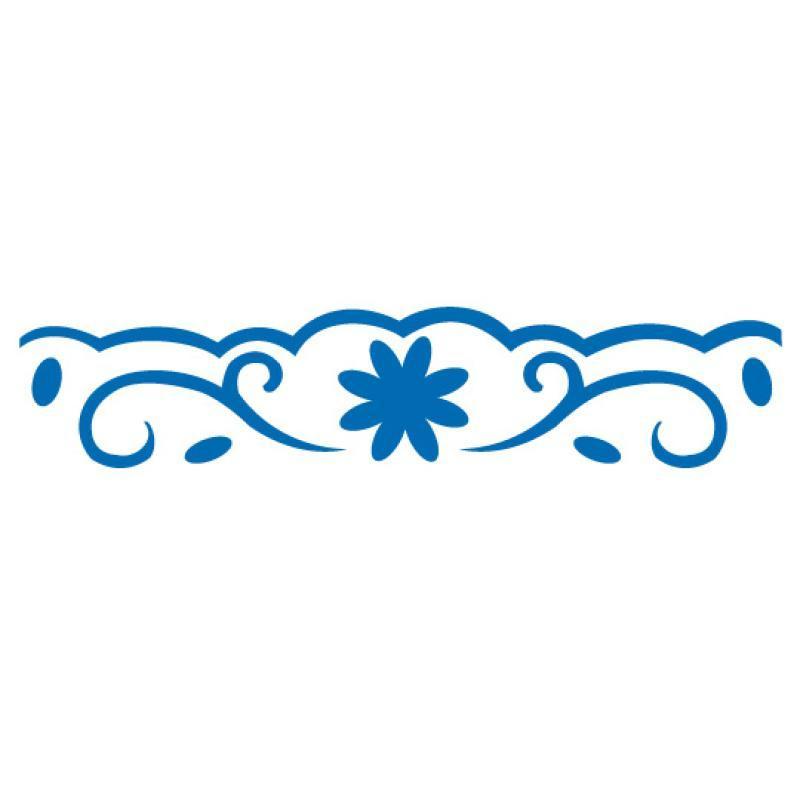 perforatrice bordure fleurs 4 cm perforatrice bordure. Black Bedroom Furniture Sets. Home Design Ideas