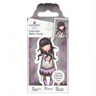 Mini tampon cling Gorjuss - No. 50 Jar Of Hearts