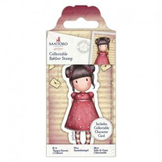 Mini tampon cling Gorjuss - No. 54 Sweetheart