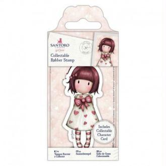 Mini tampon cling Gorjuss - No. 57 Little Heart