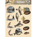 Images 3D prédécoupées It's a man's World - Pêche - Photo n°1