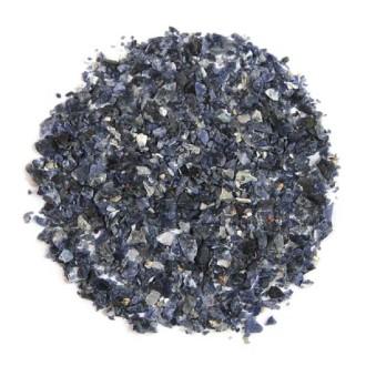 Sable brut de sodalite 0/10 mm - 100 grammes