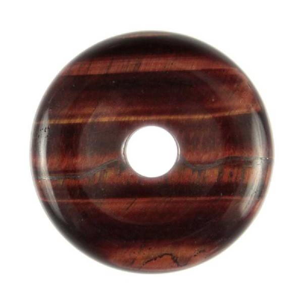 Donut Pi Chinois en oeil de boeuf pour pendentif. - Photo n°1