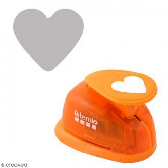 Perforatrice MM coeur - 2 cm