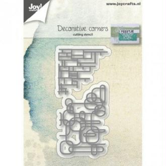 Die Joy Crafts - Decorative corners