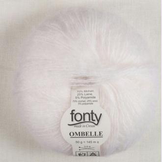 Ombelle, Coloris Blanc N°1002