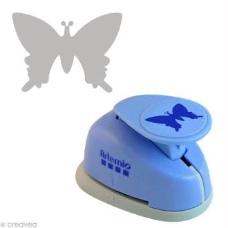 Perforatrice MM papillon - 2.5 cm
