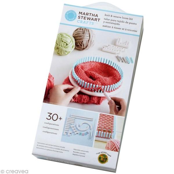 Tricotin Martha Stewart - Métier à tisser et tricoter - Photo n°1