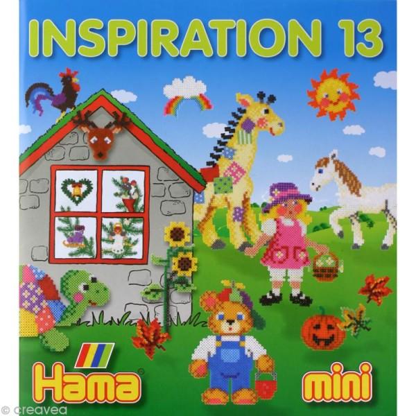 Livre Perles Hama Mini Inspiration 13 - Photo n°1