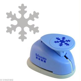 Perforatrice MM flocon de neige 3 - 2.5 cm