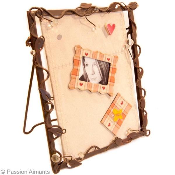 kit p le m le magn tique et aimants plaque 30 x 40 cm. Black Bedroom Furniture Sets. Home Design Ideas