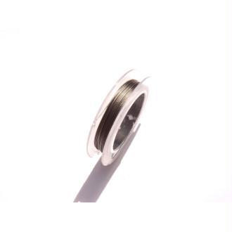 Fil câblé 0,38 MM de diamètre : Mini bobine 10 M
