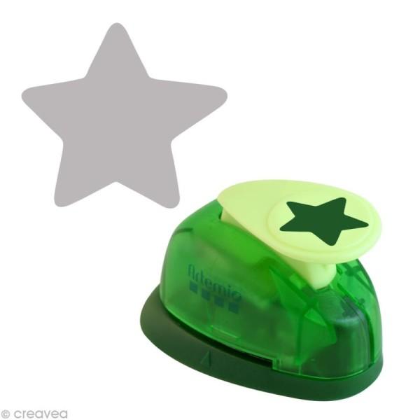 Perforatrice PM étoile - 1.6 cm - Photo n°1