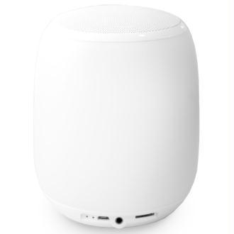 Smooz Haut-parleur Bluetooth Et Lumière Led Rvb Orb Plastique 2604451
