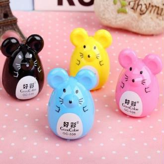 Taille-crayons souris