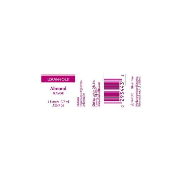Arôme extra fort - Amande - 3.7 ml - Photo n°2