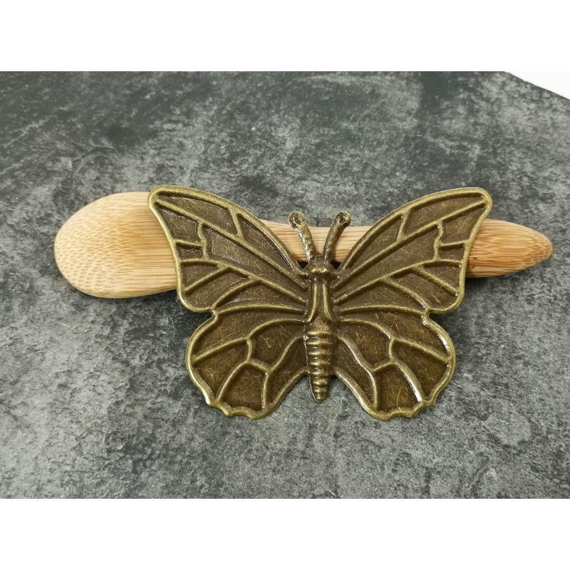 Grand papillon art d co estampe papillon vintage for Art et decoration cuisine