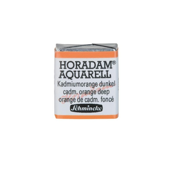 Horadam Aquarell Couleurs Aquarelle Extra Fine Pour Artiste Orange