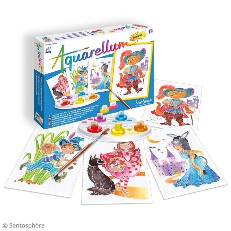 Jeu créatif Aquarellum Junior - Contes de Perrault - Photo n°2