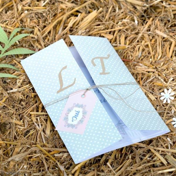 Papier Scrapbooking Artemio - Love story - 30,5 x 30,5 cm - 40 pcs - Photo n°2