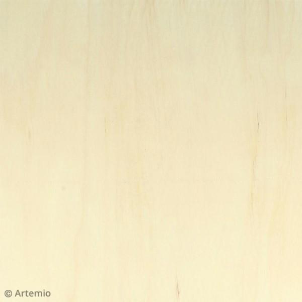 Planches de bois pour string art - 8 x 8 cm - 2 pcs - Photo n°3