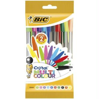 Bic multi colour