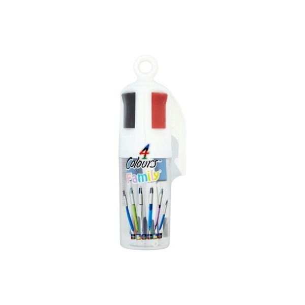 Bic 4 colours family - Photo n°1