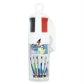 Bic 4 colours family