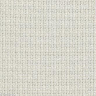 Toile à broder Aida prédécoupée - 5,5 pts/cm Ecru - 35 x 45 cm