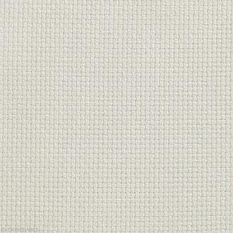 Toile à broder Aida prédécoupée - 7 pts/cm Ecru - 35 x 45 cm