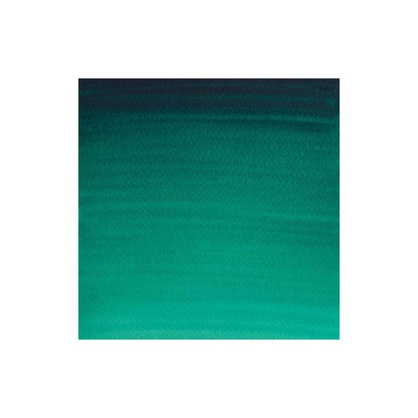 Cotman Water Colour Paint Tubes 8ml Viridian [Hue] - Photo n°1