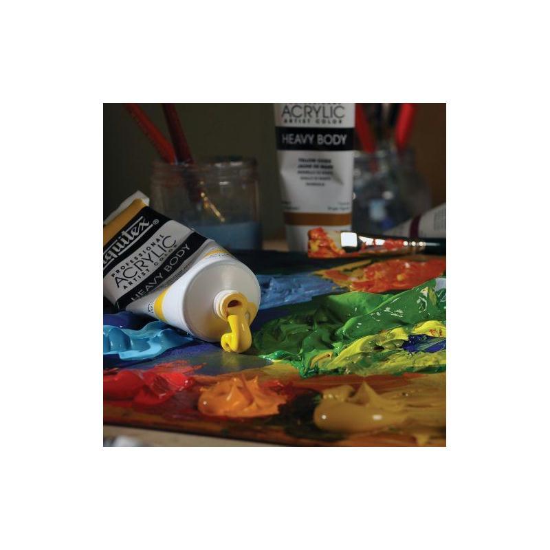 liquitex professional heavy body tube de peinture acrylique 59 ml bleu outremer nuance verte. Black Bedroom Furniture Sets. Home Design Ideas