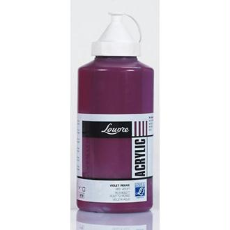 Lefranc & Bourgeois Peinture Acrylique louvre 750 ml Violet/Rouge