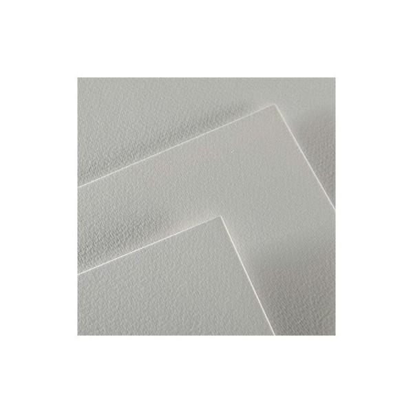 Canson Montval Bloc aquarelle 12 feuilles 300g/m² Grain fin 30 x 40 cm Blanc Naturel - Photo n°1