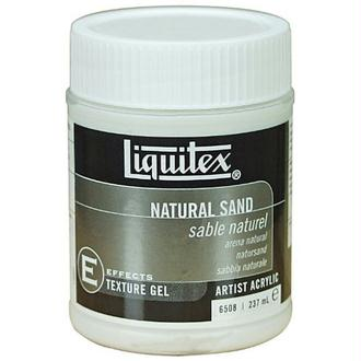 Liquitex Professional Pot d'Additif gel de texture effet Sable naturel 237 ml