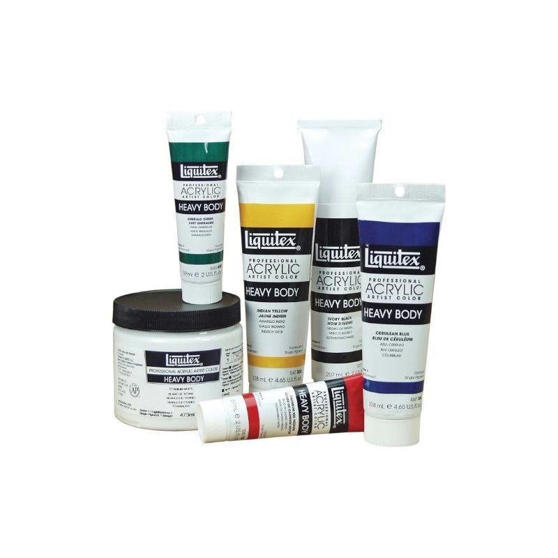 liquitex professional heavy body tube de peinture acrylique 59 ml bleu de cobalt peinture. Black Bedroom Furniture Sets. Home Design Ideas