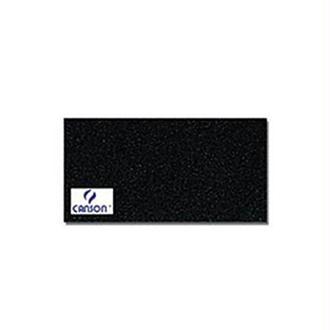 Canson 200361014 Mi-Teintes ManiPaquet de 25 feuilles papier dessin Format 50 x 65 cm 160 g Noir