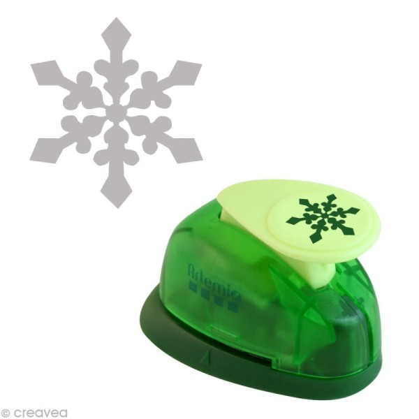 Perforatrice PM flocon de neige 5 - 1.6 cm - Photo n°1