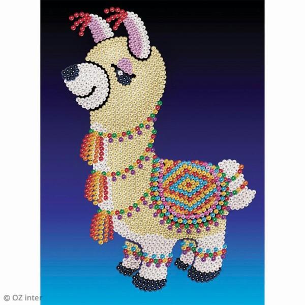 Sequin Art - Cuzco le lama - Photo n°2