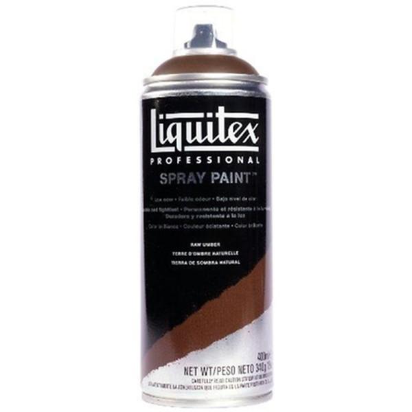 Liquitex Professional Peinture acrylique Aérosol 400 ml Terre d'ombre naturelle - Photo n°1