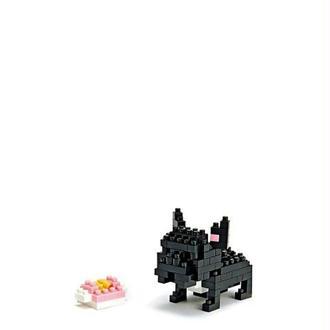 Nanoblock - Nbc-015 - Jeu De Construction - French Bulldog