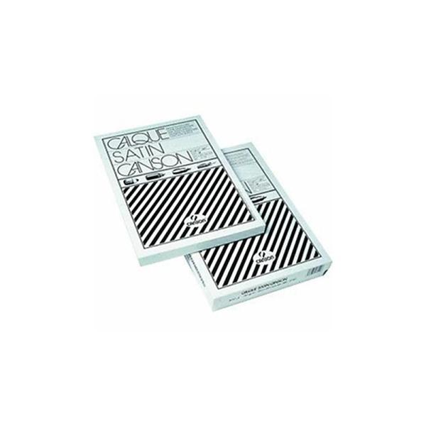 CANSON Papier calque A3 transparent 110/115 g 100F - Photo n°1