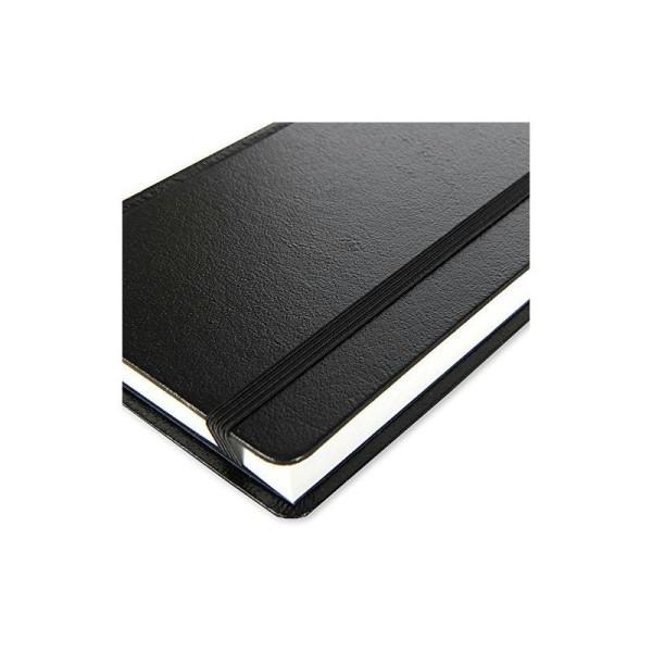 Canson Art Book Universal 200006457 Livre de dessin 112 feuilles 96g 21,6 x 27,9 cm Noir - Photo n°1
